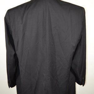 Calvin Klein Suits & Blazers - Calvin Klein 50R Tuxedo Jacket Black Wool